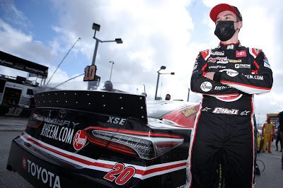 Christopher Bell Dover Drydene 400 Quotes