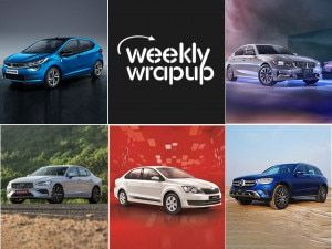 Top Car News India Skoda Rapid Rider Returns BMW 3 Series Gran Limousine Volvo S60 And Tata Altroz i-Turbo Launched And More