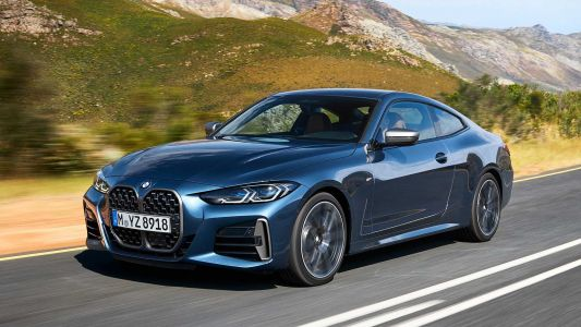 2021 BMW 4 Series Reveals Its Radical Styling