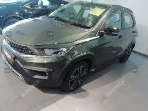 2021 Tata Tiago NRG Leaked Ahead Of August 04 Launch