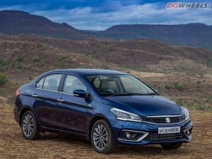 Maruti Suzuki Ciaz-based Toyota Sedan Likely To Arrive By End Of 2021