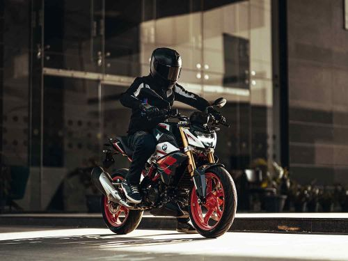 2021 BMW G 310 R First Look Preview Photo Gallery