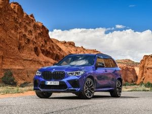 BMW X5 M Competition Super SUV Launched In India At Rs 195 Crore