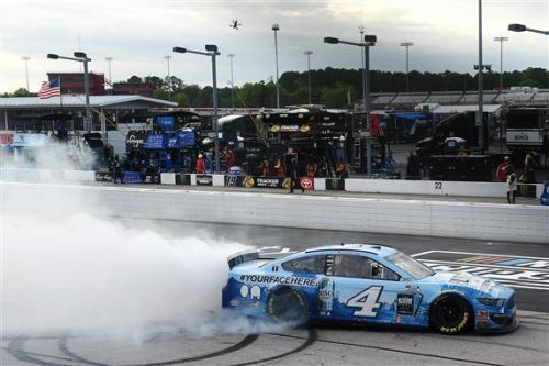 Kevin Harvick is +550 to win 2021 Goodyear 400 at Darlington