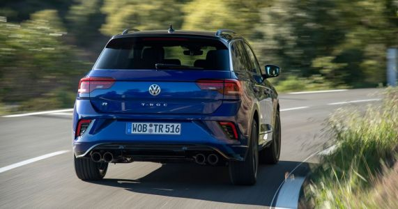 VW T-Roc R Review: Like An Audi SQ2, But Better