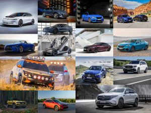 2019 LA Auto Show Full Report Details of BMW Hyundai Mercedes Toyota Kia Audi Volkswagen And Other Cars Showcased