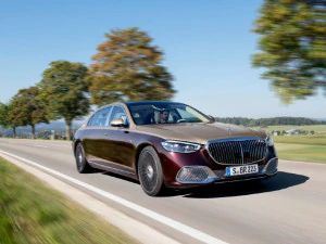 Mercedes-Maybach S Class S680 All About The V12 Maybach In Five Images