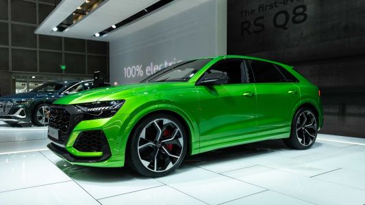 Audi RS Q8 Revealed Packing 592 HP