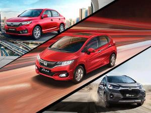 May 2021 Car Offers Save Up to Rs 27298 On The Amaze Jazz And WR-V