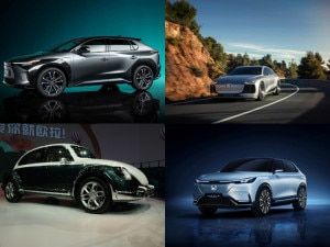 Here Are The Models That Stole The Spotlight At Auto Shanghai 2021