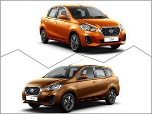 Datsun GO And GO Plus To Get A CVT Launch In October