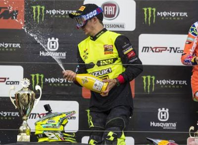 SEEWER WINS FIFTH MX2 GP OF THE SEASON IN SWEDEN