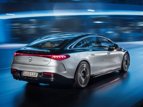 Mercedes Will Charge You Over R8k Per Year For Rear-Wheel Steering In The EQS