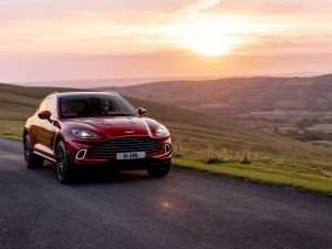 Aston Martin DBX SUV Launched In India Specs Features Design Rivals And More
