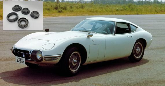 Toyota Will Be Making Brand New 2000GT Parts