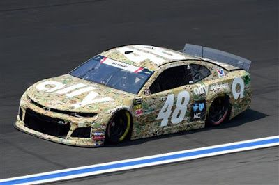 Jimmie Johnson is 30/1 to win 2019 Coca-Cola 600