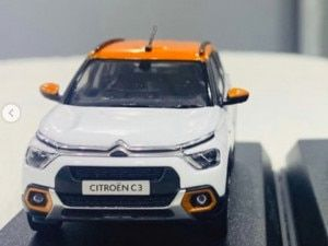 India-bound Citroen C3 Subcompact SUV Wow Design Elements In Five Images