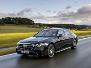 2021 Mercedes-Benz S-Class Gets New Hybrid And V8 Engine Options