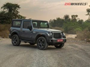 Mahindra Thar - Five things we didnt expect
