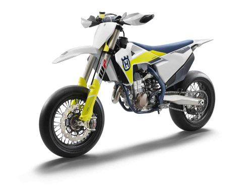2021 Husqvarna FS 450 Supermoto Preview First Look
