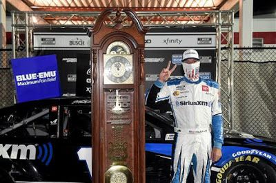 Odds to win 2021 Blue-Emu Maximum Pain Relief 500 at Martinsville
