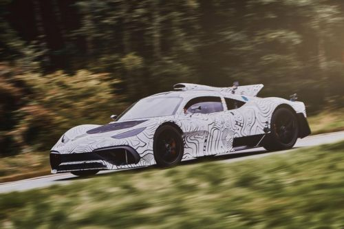Aston Martin Baiting Mercedes-AMG About Their Project One