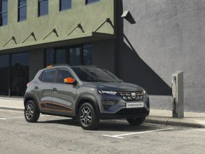 Renault K-ZE Kwid Electric Equivalent Dacia Spring EV Unveiled In Europe