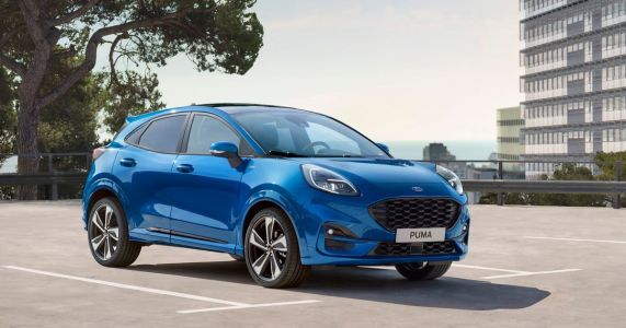 This Is The 'Sporty And Athletic' Ford Puma Crossover