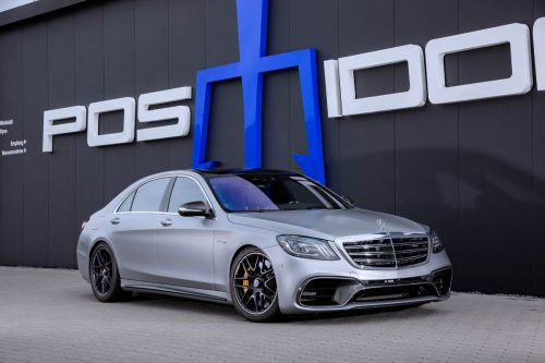 Posaidon Mercedes-AMG S63 Offers As Much As 927 HP