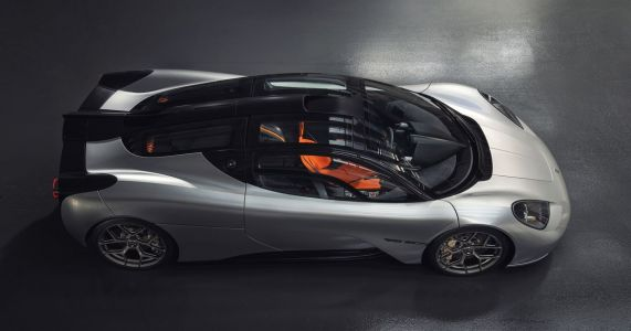 Say Hello To The Gordon Murray Automotive T.50: A £2.36m McLaren F1 Successor