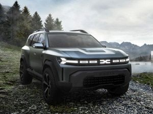 Renault Bigster Concept Unveiled Could Preview New India-bound SUV Bigger Than The Duster