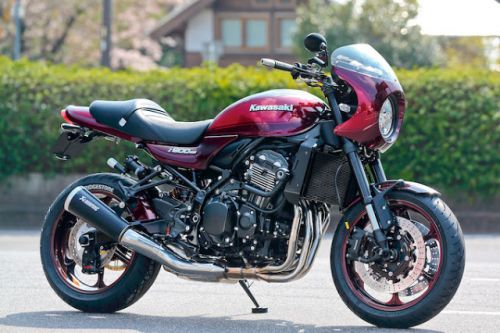 Kawasaki Z900 RS by Active