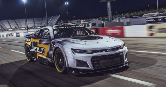 The Next-Gen NASCAR Racers Are The Sport's Biggest Step In A Long Time