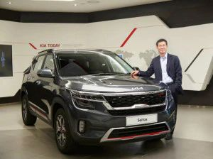 2021 Kia Seltos With New Logo Reaches Dealerships Ahead Of Early-May Launch