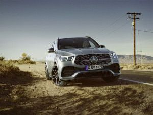 2021 Mercedes-Benz GLE 300D To Be Offered As A Mild-Hybrid In Europe