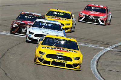Busch & Logano are riding long droughts